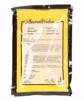 Gele kleurpoeders 100 gram