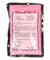 Roze kleurpoeders 100 gram